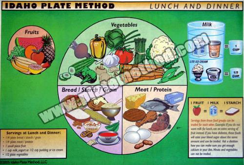 Idaho Plate Method - Home